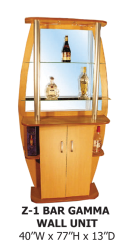 Z-1 BAR GAMMA WALL UNIT