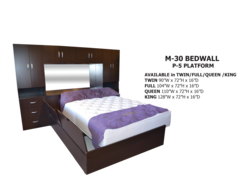 Bed Wall M-30