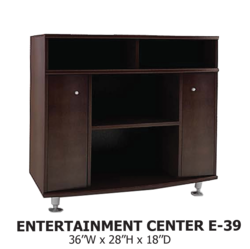 entertainment center E-39