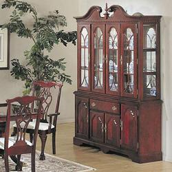 Chippendale Hutch & Buffet