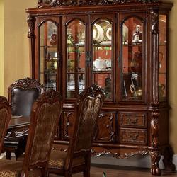 Dresden Hutch and Buffet