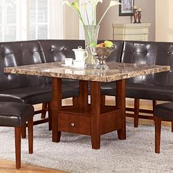 Bordeaux Formal Round Dining Table