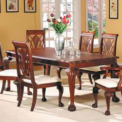 Medora Mission-Style Casual Dining Table