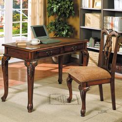 Aristocrat Writing Desk with Chair
