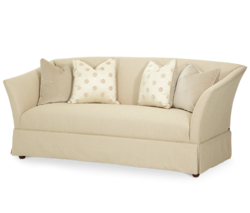 Flare Arm Sofa - Grp1/Opt1