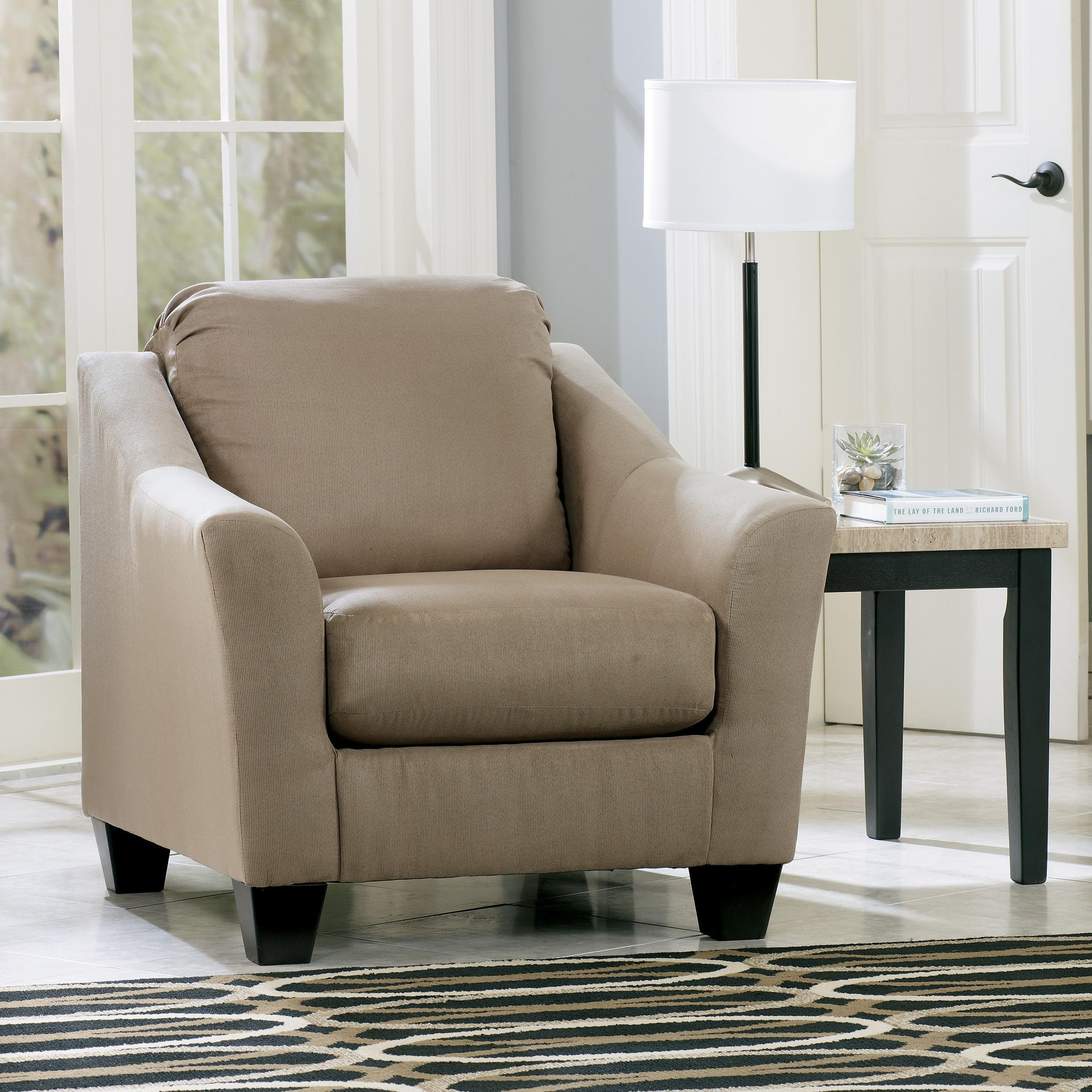 Kyle - Clay Accent Chair w/ Loose Seat Cushion
