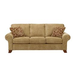 Townhouse - Tawny Sofa w/ Rolled Arms