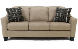 Kyle - Clay Sofa w/ Loose Seat Cushions