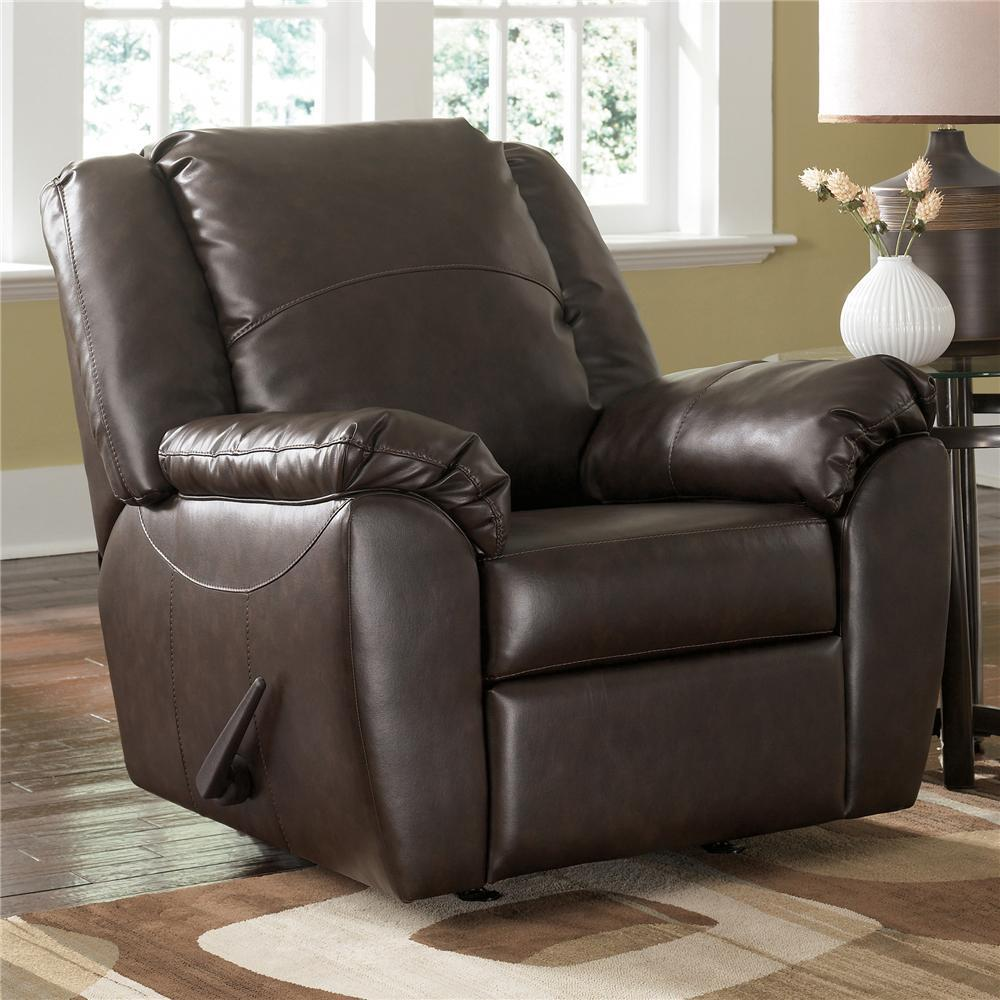ashley furniture leather chair and a half recliner trend home design