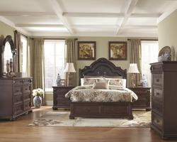 Caprivi Queen Bedroom Group