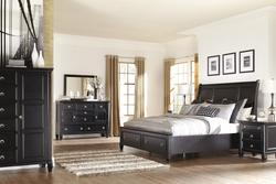 Greensburg California King Bedroom Group