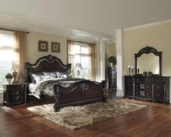 Mattiner California King Bedroom Group
