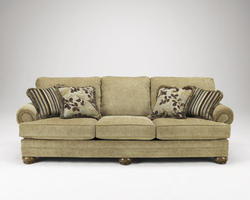 Lilly Caramel Sofa