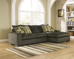 Freestyle Pewter LAF Sofa