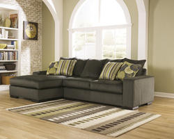 Freestyle Pewter RAF Sofa