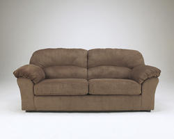 Macie - Brown Stationary Sofa