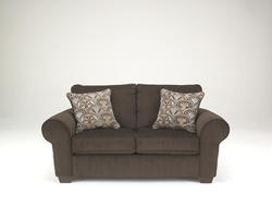 Doralynn Java Loveseat