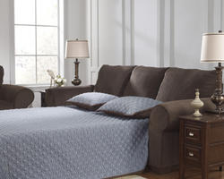 Doralynn Java Queen Sofa Sleeper