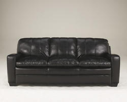 Sofa,ser_Mahlou Durablend®,Benchcraft, Durablend® / Leather