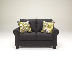 Nolana Charcoal Loveseat