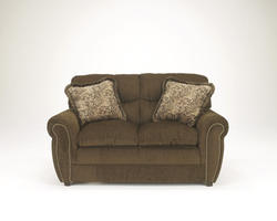 Cokato Chocolate Loveseat