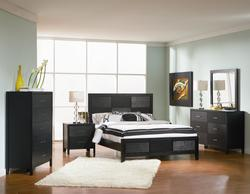 Grove 4 Piece Queen Bed Bedroom Group