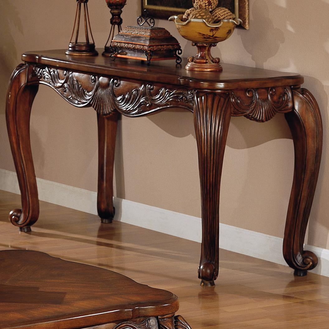 Coaster Venice Traditional Sofa Table
