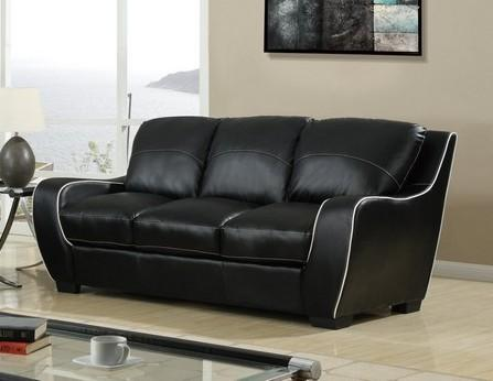 Living Room Furniture  on Global Furniture Global Furniture Sofa Gl U8080 Bk Sf