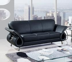 Global Furniture Sofa GL-U559-BK-SF