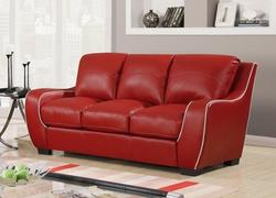 Global Furniture Sofa GL-U8080-RD-SF