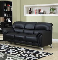 Global Furniture Sofa GL-U9103-BK-SF