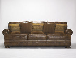 Ralston - Teak Stationary Sofa