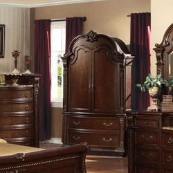 Anondale Traditional Media Armoire