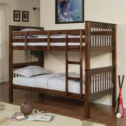 Haley Twin over Twin Mission Bunkbed