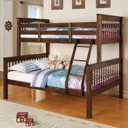 Haley Twin over Full Mission Bunkbed