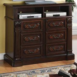 3 add to cart roman empire tv console media chest