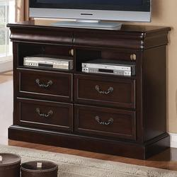 Roman Empire TV Console Media Chest