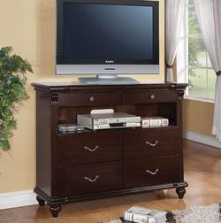 Cleveland Tv Console with 6 Drawers