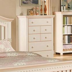 Crowley Traditional Youth Chest of Five Drawers