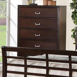 Preston Contemporary Five Drawer Chest