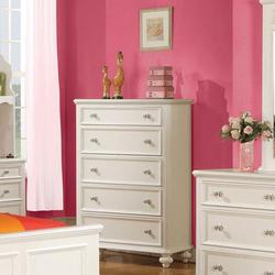 Athena Girls Bedroom Chest of Drawers