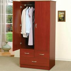 Yorktown Yorktown Wardrobe with 2 Doors and 3 Drawers