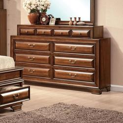 Konane Traditional 10-Drawer Dresser