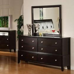 Oxford Dresser and Mirror Combo