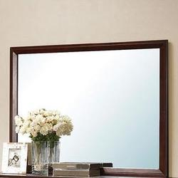 Ilana Rectangular Landscape Mirror with Beveled Edges