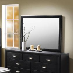 Hailee Transitional Dresser-top Mirror