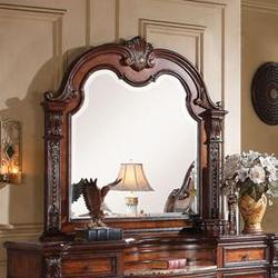Nathaneal Dresser Mirror with Acanthus Leaf Detail