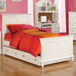 Athena Youth Full Size Panel Bed