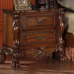Dresden Night Stand w/ 2 Drawers