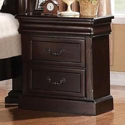 Roman Empire Nightstand with 2 Drawers